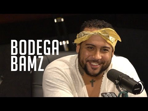 Bodega Bamz says Puff Daddy is greatest rapper ever to Cipha Sounds