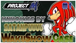 Project M WakuShow Case : Knuckles combo video