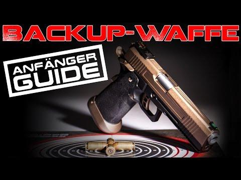 🔫 Airsoft Anfänger Guide - Backup Waffen Tipps 🔫 | Sniper-as.de