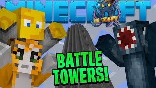 Minecraft - Crazy Craft 2.2 - Battle Towers! [11]