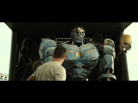 Real Steel 2011 720p Trailer