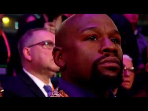 FLOYD MAYWEATHER REACTS TO ERROL SPENCE DEFEATING MIKEY GARCIA