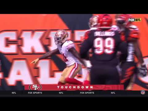 Marquise Goodwin Nice 38 Yd Touchdown