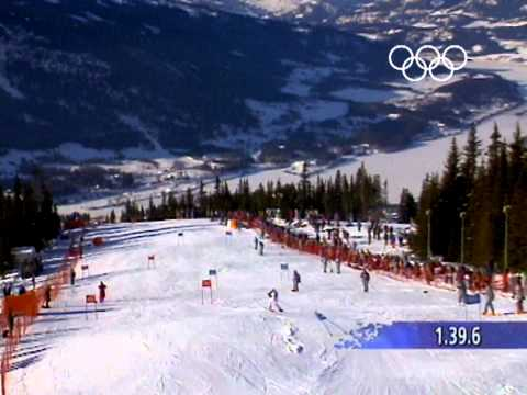 The first and only time the Olympic Winter Games were staged two years apart - Lillehammer 1994