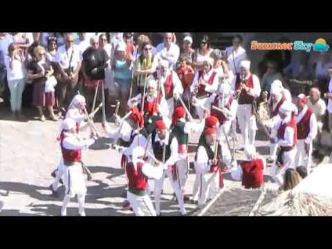 La 'Ndrezzata a Sant'Angelo d'Ischia per l'Evento Viva il Mare