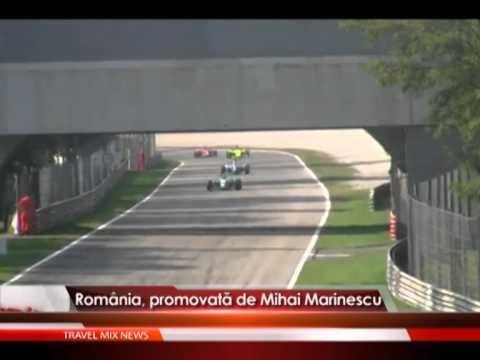 România, promovată de Mihai Marinescu – VIDEO