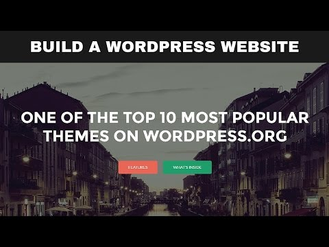 How To Build A WordPress Website (2016) – A Step By Step Tutorial