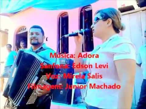 Verdadeiro encontro de vasos em Irajuba-BA na casa de Deliane Sampaio - Música: Adora 06.10.13