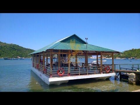 Du Thuyền Ngựa Biển - Nhà hàng nổi đạt chuẩn đầu tiên tại Việt Nam