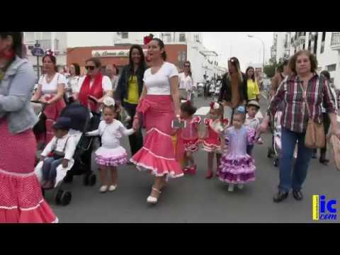 Cruces de Mayo Escuelas Infantiles Isla Cristina 2018