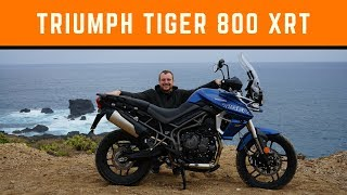 4. New Triumph Tiger 800 XRT 2018 In-depth Review