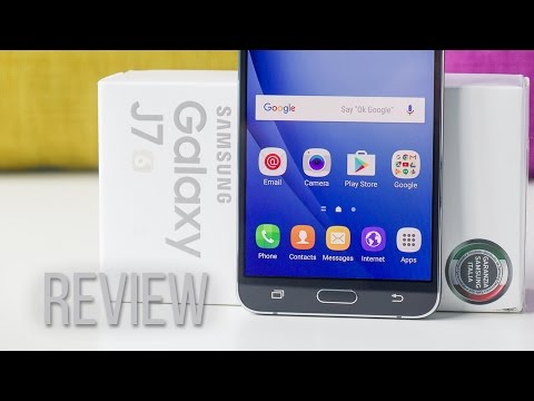 Samsung Galaxy J7 (2016) Review