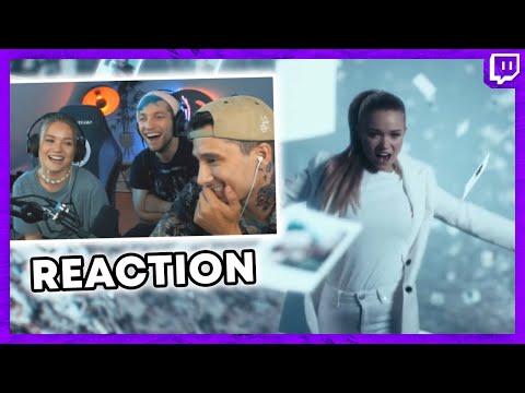 Ju Julia und Rezo REAGIEREN auf Julias Musikvideo (großen RESPEKT!!!) | Julien Bam Twitch Highlight