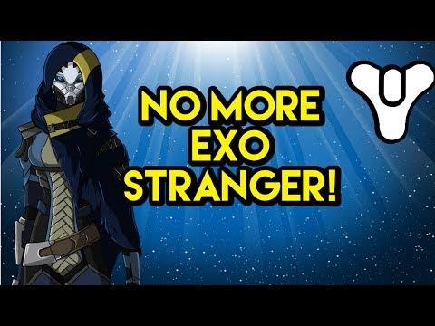 Destiny 2 Lore Exo Stranger