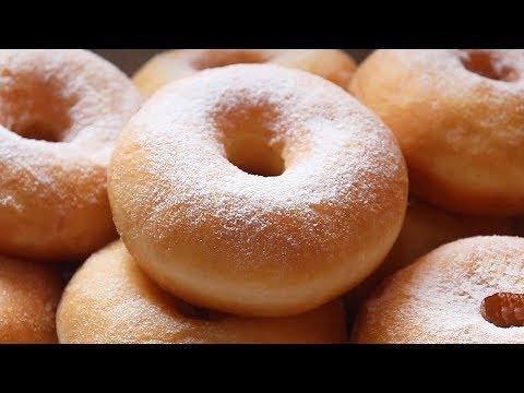 Donuts Recipe || Easy Homemade Donuts Recipe By Aliza Bakery || Homemade Doughnuts