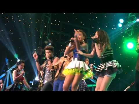 จังหวะหัวใจ 10 Years Of Love The Star In Concert 28.06.14 (видео)