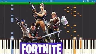 Video Fortnite Dances On Piano Compilation - Piano Tutorial MP3, 3GP, MP4, WEBM, AVI, FLV Juni 2018
