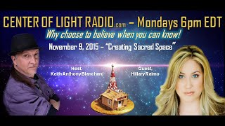 """""""Creating Sacred Space In Today's Crazy, Insane World"""""""