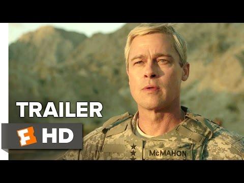 براد بيت يسعى لبناء أفغانستان في الإعلان التشويقي الجديد لـ War Machine