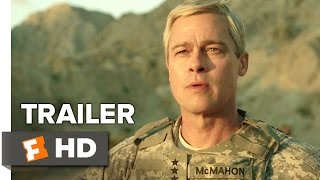 Nonton War Machine Trailer  1  2017    Movieclips Trailers Film Subtitle Indonesia Streaming Movie Download