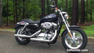 10. New 2014 Harley Davidson Sportster 1200 Custom Motorcycles for sale - Tallahassee, FL