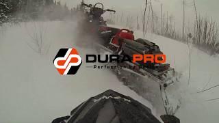 "9. DuraProâ""¢ Ski Dampener Rubber - Polaris Axys & Pro-Ride installation"