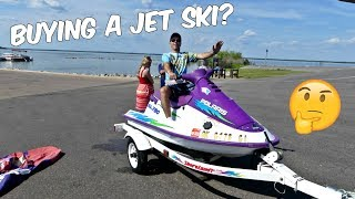 9. WHAT TO LOOK FOR WHEN BUYING A JET SKI PERSONAL WATERCRAFT