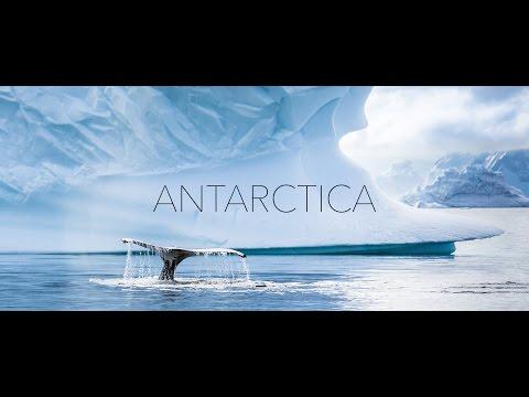 Εντυπωσιακές εικόνες από την Ανταρκτική