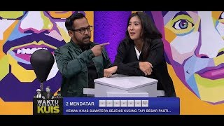 Video Waktu Indonesia Bercanda- Olivia Zalianty Mau Teraktir Bedu Kalau Jawabannya Bener (3/4) MP3, 3GP, MP4, WEBM, AVI, FLV November 2018