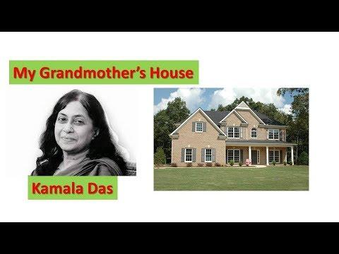 MY GRANDMOTHER'S HOUSE By Kamala Das
