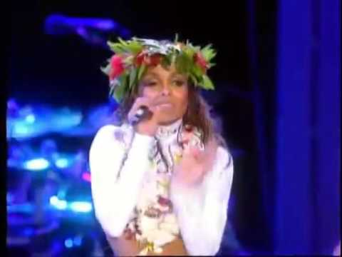 Janet JACKSON - Together Again (live)
