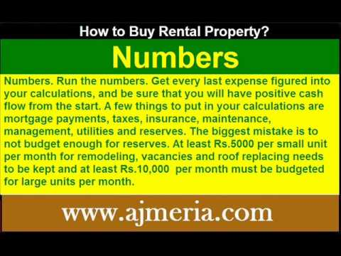 Numbers-How-To-Buy-Rental-Property-ajmeria.com