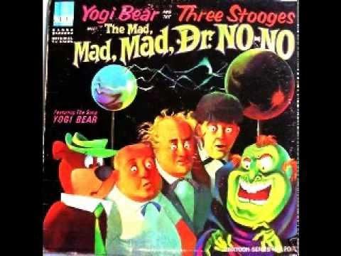 Yogi Bear And The Three Stooges Record (видео)