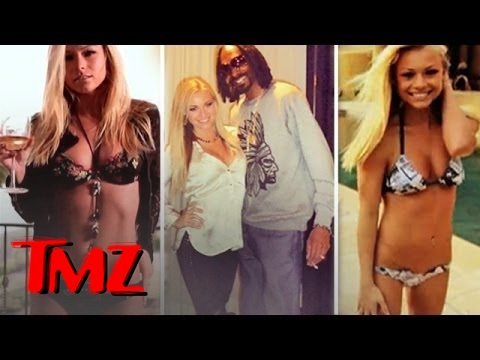 Snoop Gets Hit On By A Playboy Playmate!