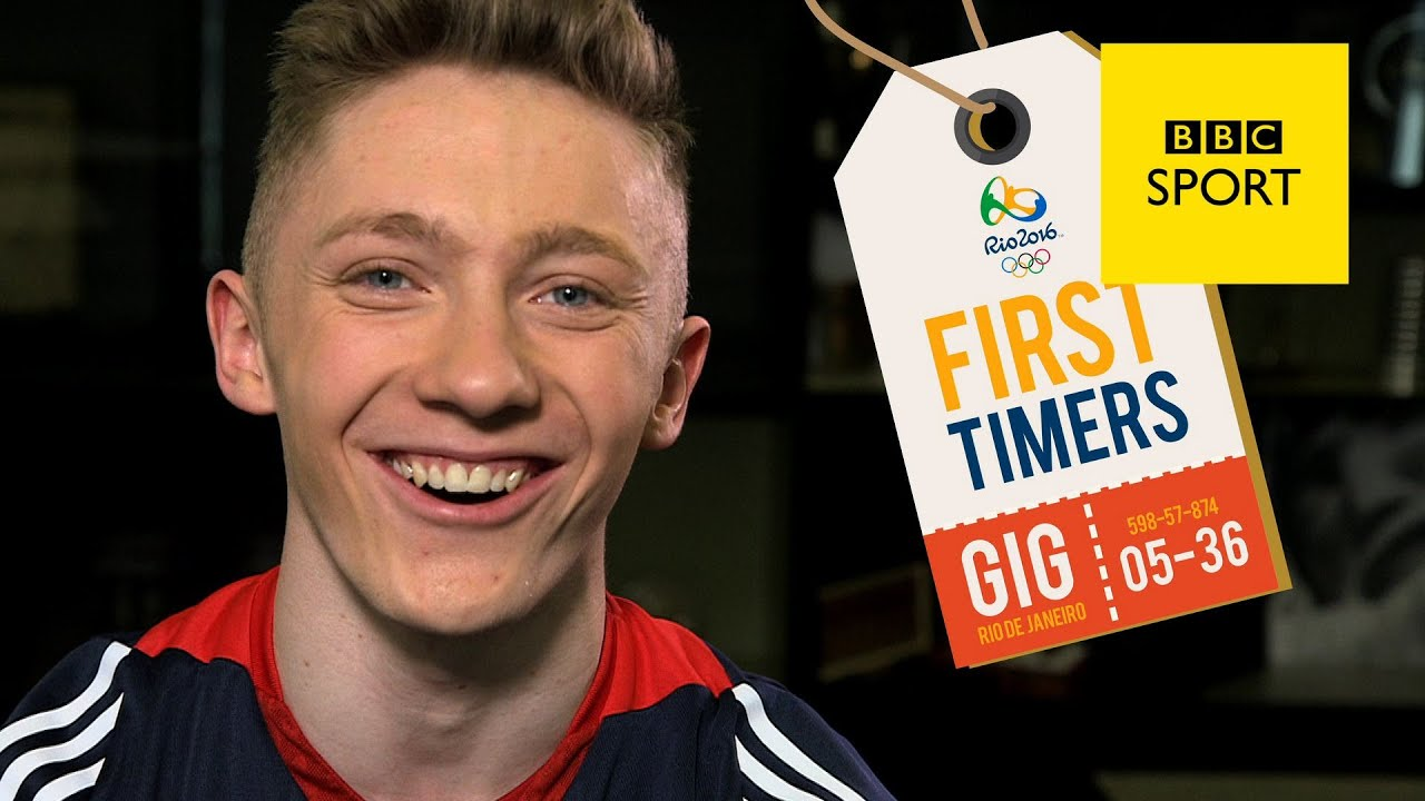 Olympics First Timer: Gymnast Nile Wilson – Olympic Games Rio 2016 – BBC Sport