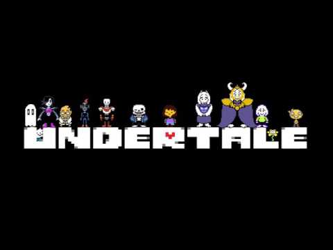 UNDERTALE - All Boss Themes (Pitched Down)