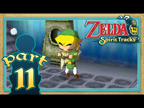 The Legend of Zelda: Spirit Tracks - Part 11   Anouki Village [Let's Play/Walkthrough] видео