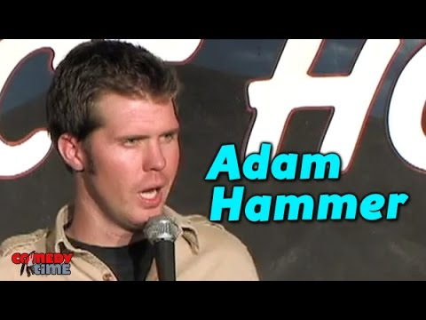 Quicklaffs - Adam Hammer Stand Up Comedy