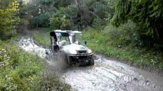 9. Kymco uxv 500 off-road Lysica 3