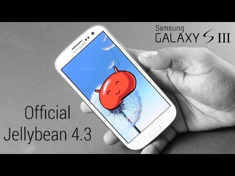 4.3 - This is my video tutorial on how to get the Official Android Jelly Bean 4.3 update for the Samsung Galaxy S3 I9300. Note: 1. You do not need root to get the ...