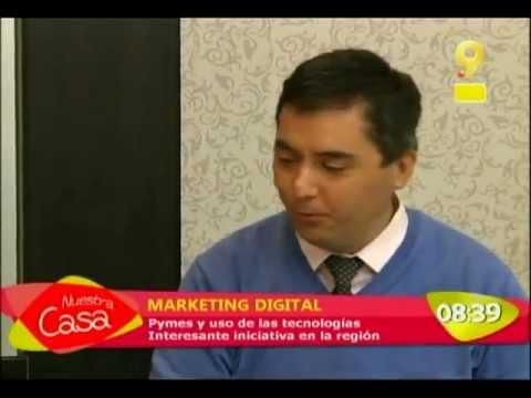 Marketing Digital y Posicionamiento Web en Matinal Nuestra Casa Canal 9 Regional, Biobio