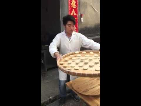 Chinese Street Food - Cookie Tosser