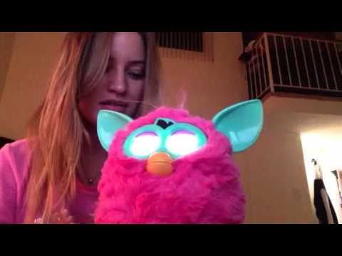 furby - So mean.