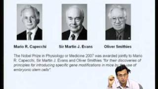 Mod-07 Lec-28 Embryonic Stem Cells And Transcription Factor-mediated Epigenetic Reprogramming