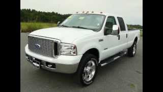 Used Truck For Sale MD Ford F350 Diesel Powerstroke V8 4WD Crew Cab Long Bed