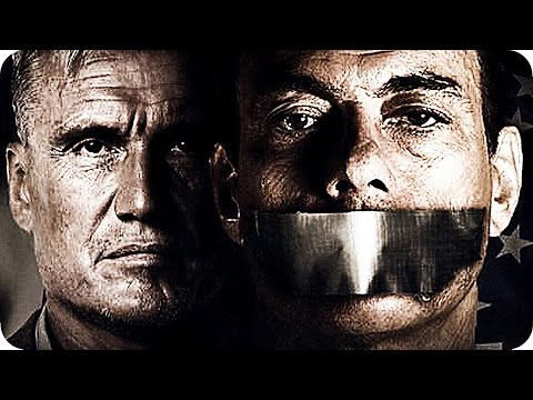 BLACK WATER Trailer (2018) Jean-Claude Van Damme, Dolph Lundgren Movie