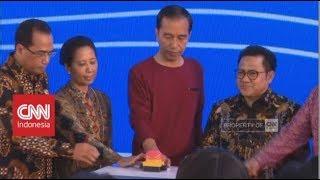 Video Berkaus Merah, Presiden Jokowi Resmikan KA Bandara Soekarno-Hatta MP3, 3GP, MP4, WEBM, AVI, FLV Januari 2019