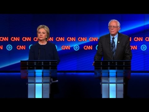 Watch Clinton & Sanders Get On Michigan Over Flint Crisis (VIDEO)
