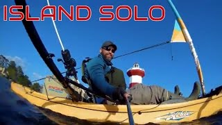 NEW!  2017 Hobie Island SOLO (Austin Canoe & Kayak)