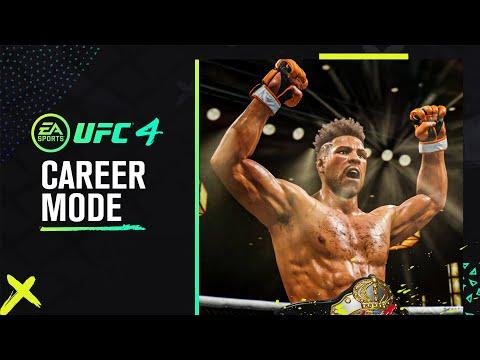 EA Sports UFC 4 : UFC 4 - Mode Carrière - Bande-annonce officielle